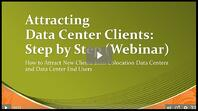 Watch: Attracting Data Center Clients: Step by Step (Webinar Recording)