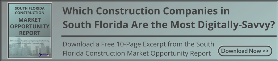South Florida Construction Market Opportunity Report Excerpt