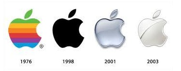 10 Awesome Computer Company Logos To Inspire You Apple