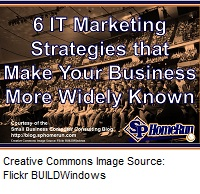 6 IT Marketing Strategies that Make Your Business More Widely Known
