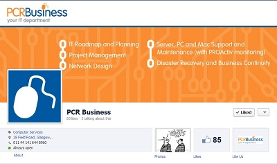 PCR Business (Glasgow, Scotland)