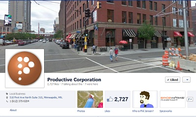 Productive Corporation (Minneapolis, MN, USA)