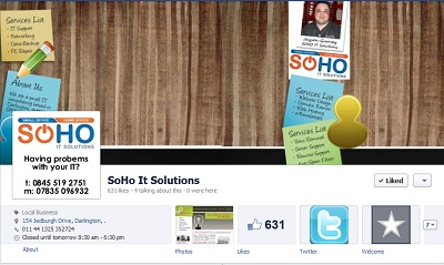 SoHo It Solutions (Darlington, UK)