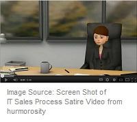 IT Sales Process Satire Video Pokes Fun at Fortune 1000 IT Procurement