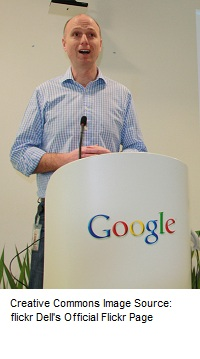 Richard Robinson Explains Googles 5 Ps for Responsive Business