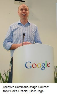 Richard Robinson Explains Googles 5 Ps for Responsive Business
