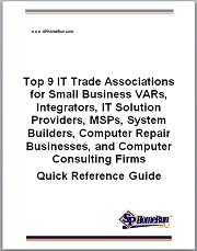 Top 9 IT Trade Associations