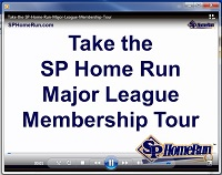 SP Home Run Major League Membership was a continuing education training program for small business IT solution providers that needed to get clients, build recurring revenue, and grow their businesses -- consistently, cost-effectively, and systematically.
