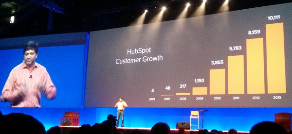 On HubSpot as a Company, Exponential Growth, and Building a Remarkable Business