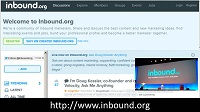 Inbound.org – to help marketers connect, learn, and grow (This community is actually about two years old. Originally started as a joint hobby project between Dharmesh Shah and Moz founder Rand Fishkin, Inbound.org was recently acquired by HubSpot and is being run as a part of HubSpot Labs under the direction of long-time HubSpotter Sam Mallikarjunan.