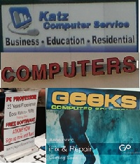 5 Computer Repair Signs Seen Around Town + Related Marketing Takeaways