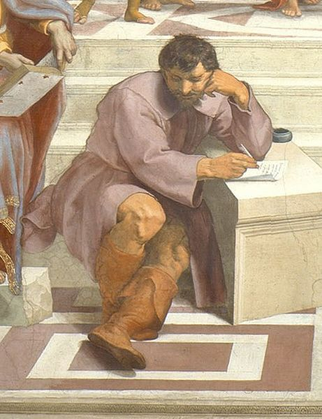 Heraclitus of Ephesus (c. 535 – c. 475 BCE)