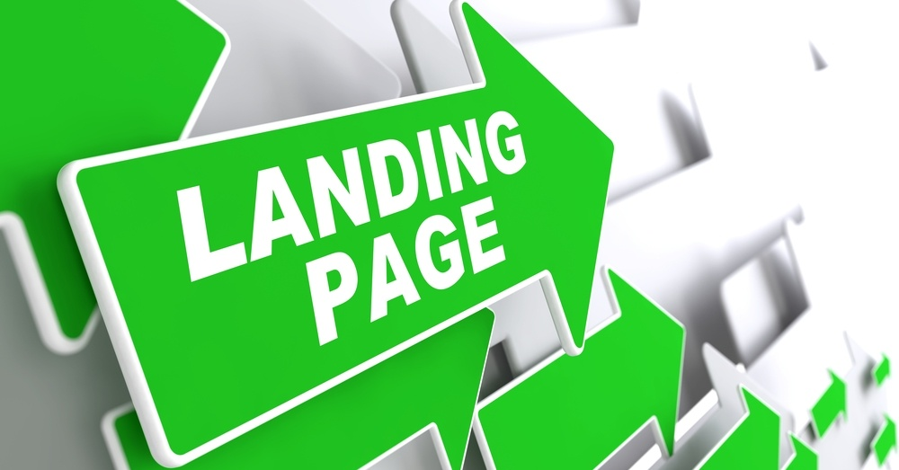 Landing Page (Glossary Definition)
