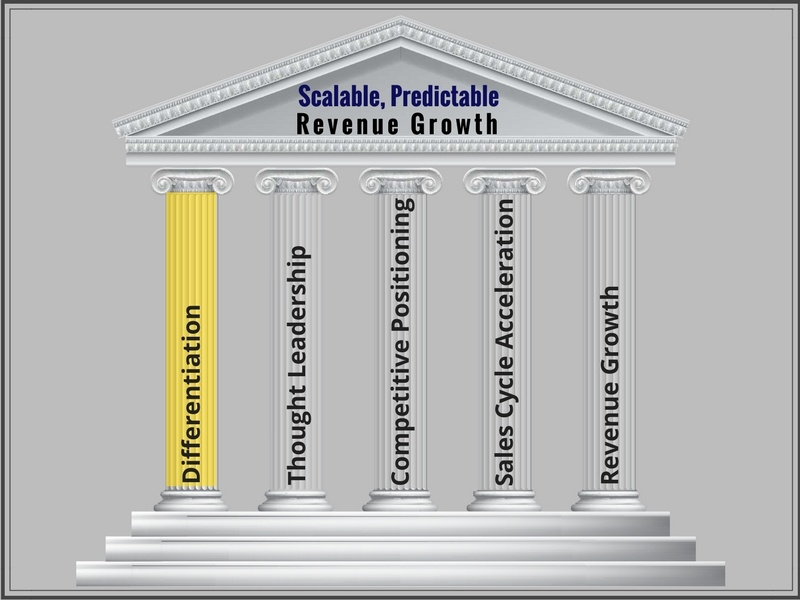 Differentiation (The Five Pillars for Revenue Growth @ SP Home Run)