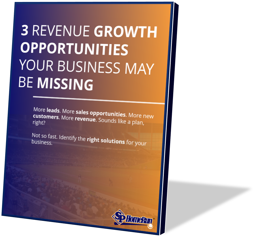 3 Revenue Growth Opportunities Your Business May Be Missing